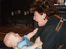 Grandma and Cooper