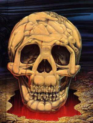 Human Skull Illusion