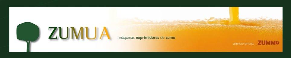 Exprimidores automáticos de Zumo de Naranja. ZUMUA. Alquiler y venta