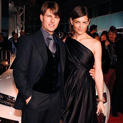 Tom Cruise - Katie Holmes divorce