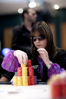 Annette Obrestad the online poker's biggest earners