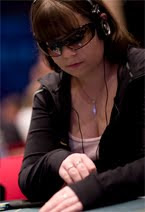 Anette Obrstad best poker player