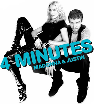 Madonna with Justin Timberlake in 4 minutes