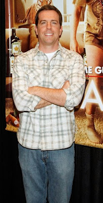 Ed Helms at The Hangover Poker Tournament