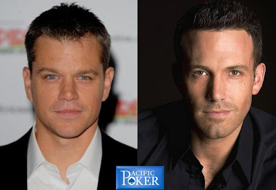 Damon and Affleck | Poker