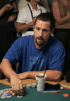 Adam Sandler  Poker