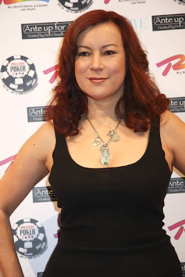 3rd Ante up For Africa  Poker  Jennifer Tilly