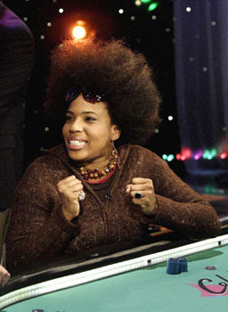 Macy Gray | singer gone poker player