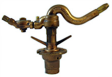 Antique Sprinkler Head