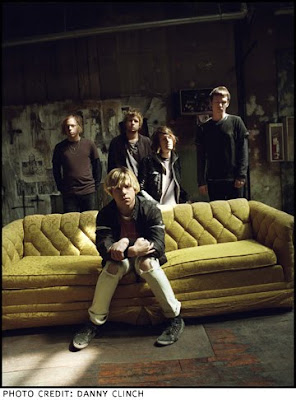 Cage The Elephant Extend Tour With Silversun Pickups