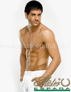 Mister espa a 2008 contestants mykiru isyusero - Pedro martinez garcia ...