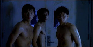 "Shirtless for ""Cinco""! AJ Perez & Robi Domingo are shirtless too"