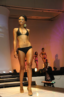 Miss Botswana World 2010 Emma Wareus Swimsuit Photo