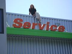 Jennifer James, Service Manage at HB Mazda