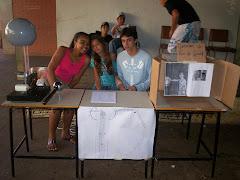Feira de Ciências 2008.