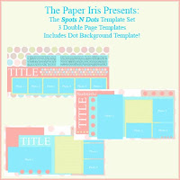 Spot N Dots Template Set