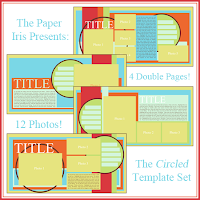The Circled Template Set