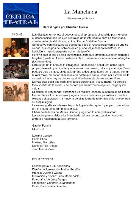 CRITICA TEATRAL.COM