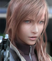 Lightning Final Fantasy 13