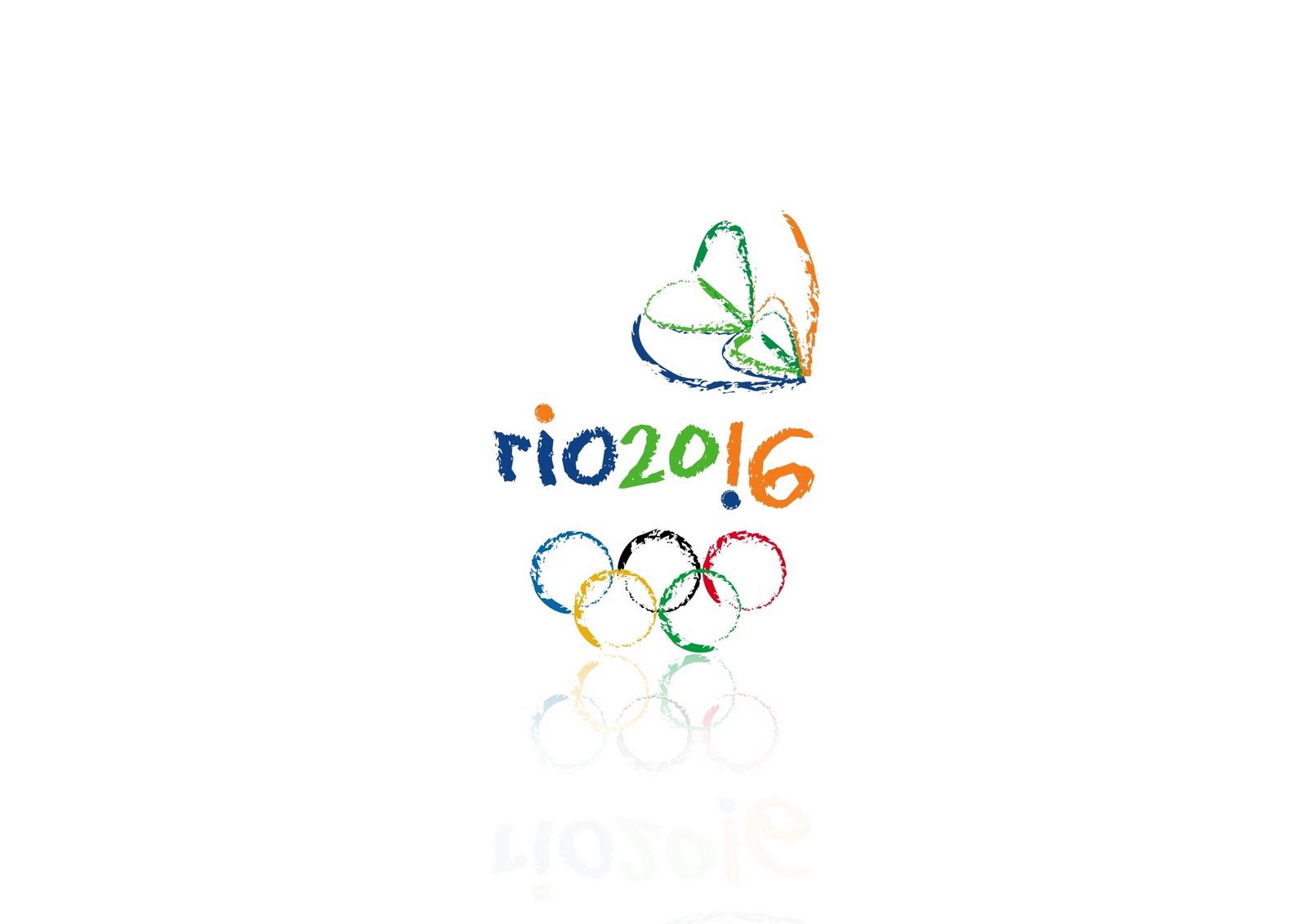Olympic rings 2016 image - e50