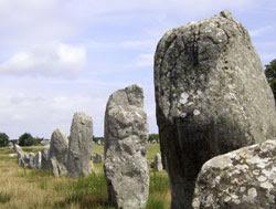 Carnac standing stones