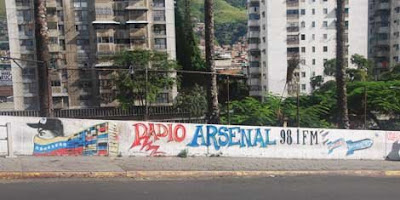 Venezuelan street art #6