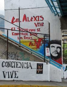 Venezuelan street art #9