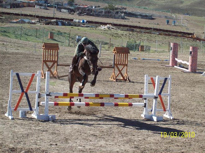 segundo campeonato de salto El noble Argento