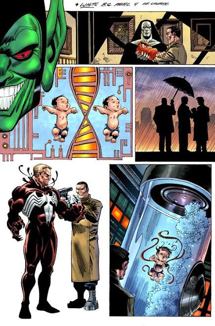 Spider Girl      Colorização para Marvel Comics