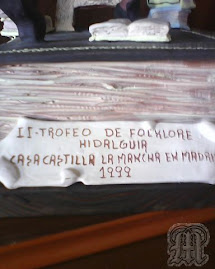 II TROFEO DE FOLKLORE HIDALGUIA