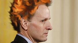 Why Hasn't Obama Fired Geithner?
