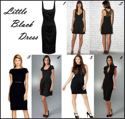 Black  Dress on It The Little Black Dress Or Cocktail Dress The Little Black Dress