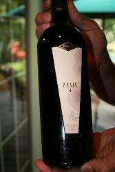 Zeus I - A God of a Cabernet Sauvignon
