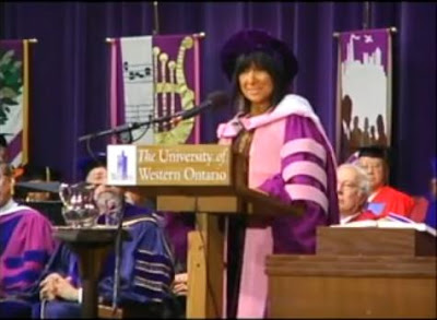 Buffy Sainte-Marie Doctor of Music