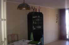 Vista panorámica del Living Comedor antes de ser decorado