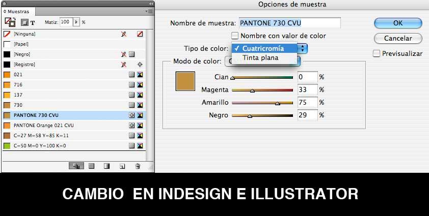 forma de especificar los colores en lenguaje: