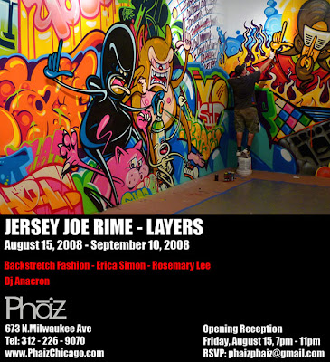 Jersy Joe Rime – Layers