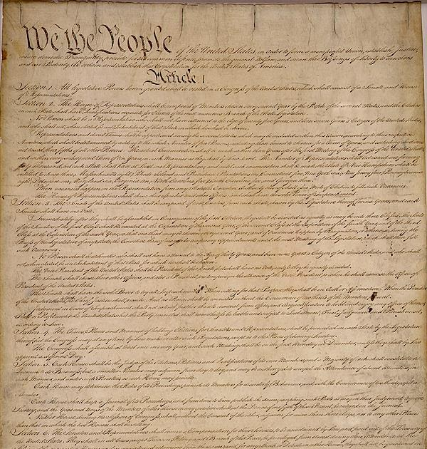 How is the constitution a living document essays