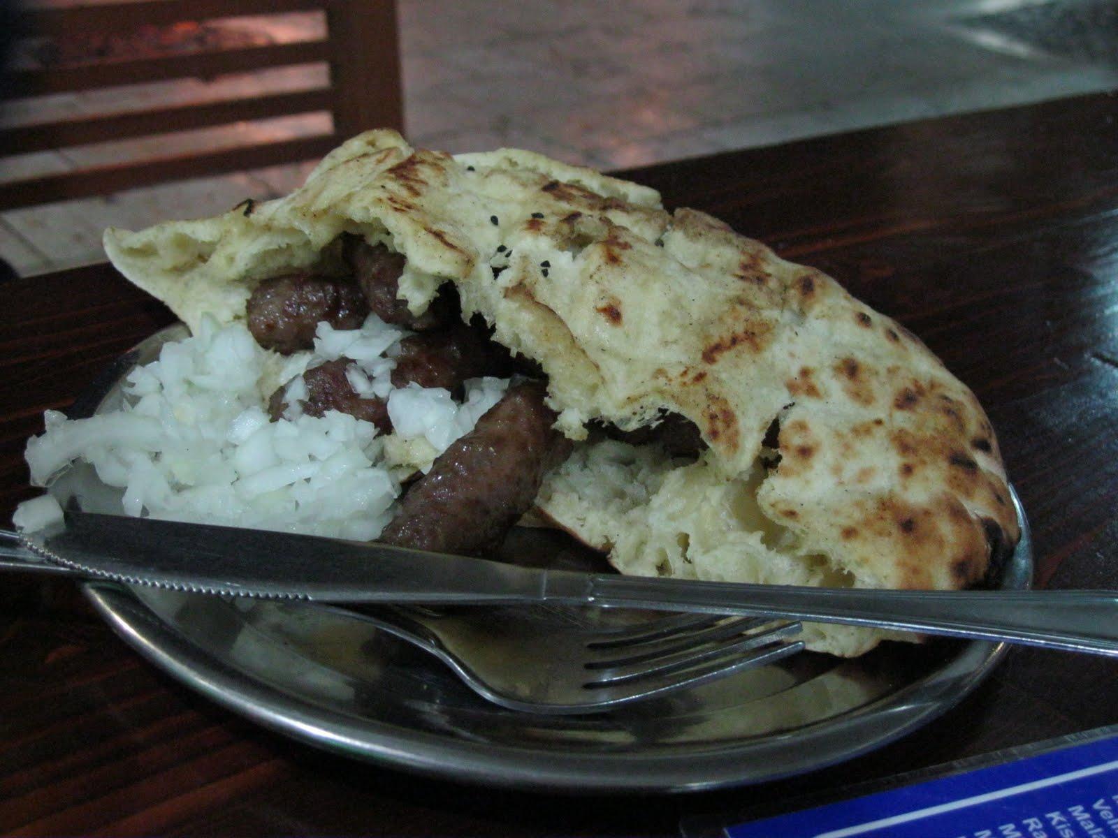 Bosnian Finger Sausages (Cevapi) Recipes — Dishmaps