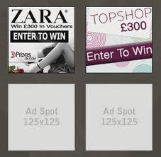 Cara Buat Kotak Iklan 125 x125 di Blog
