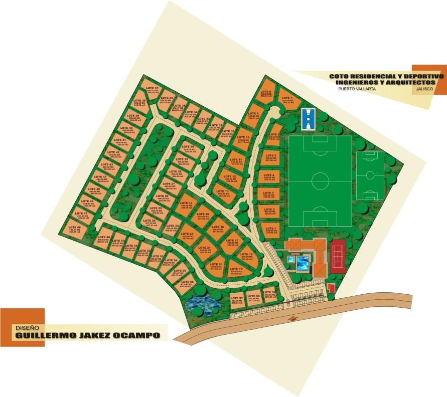 proyectos del arq  jakez  dise u00d1o urbano