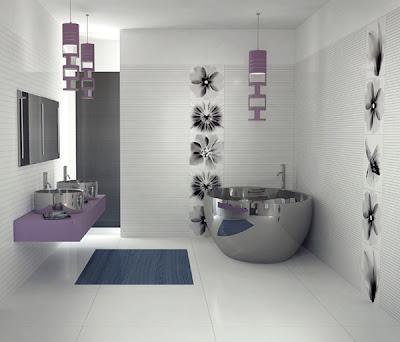 Bathroom Tiles Designs on Five Bathroom Tile Design Ideas   Bathroom Tile Design Ideas