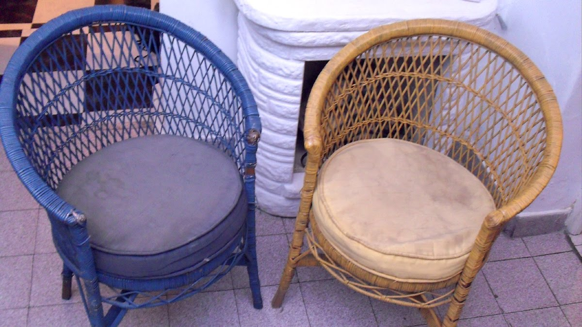Decoracion mueble sofa sillones de mimbre precios for Sillones ikea precios