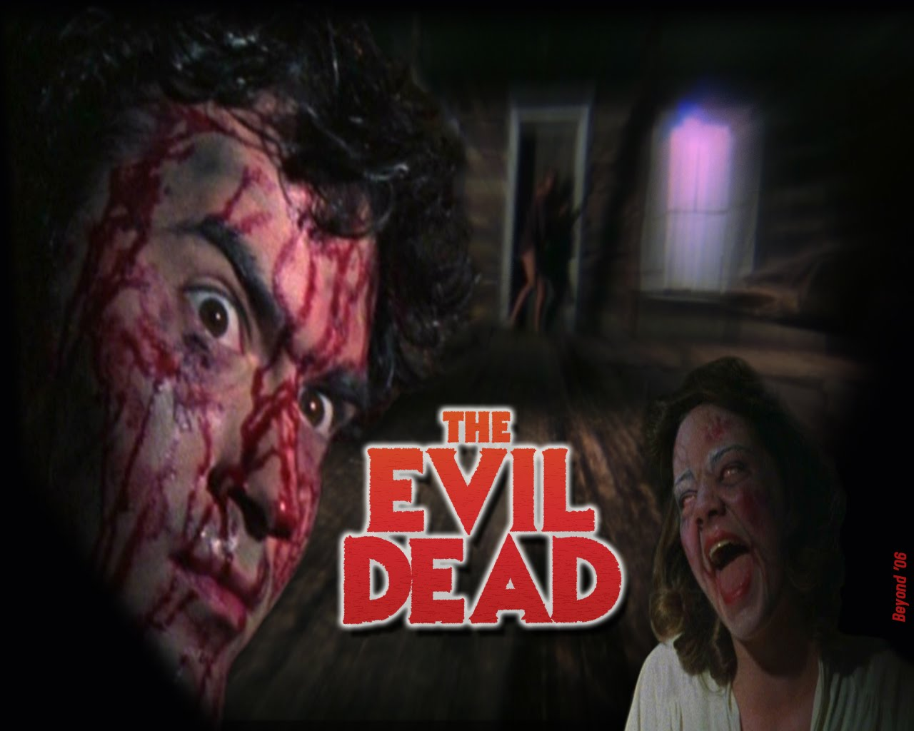 evil dead wallpapers horror wallpapers