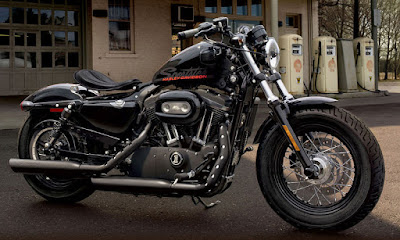 2010 Harley Davidson Forty-Eight 48 revealed