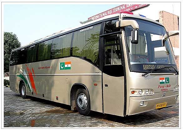 Indian Luxury Buses: Villagers torch up a 75 lakh rupee Volvo