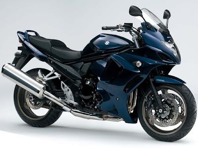 Suzuki Bandit and GSX1250FA 2010