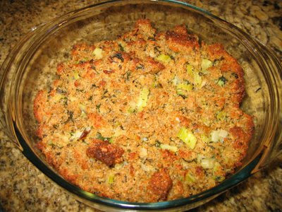 Classic Sage And Sausage Stuffing (or Dressing) Recipe — Dishmaps