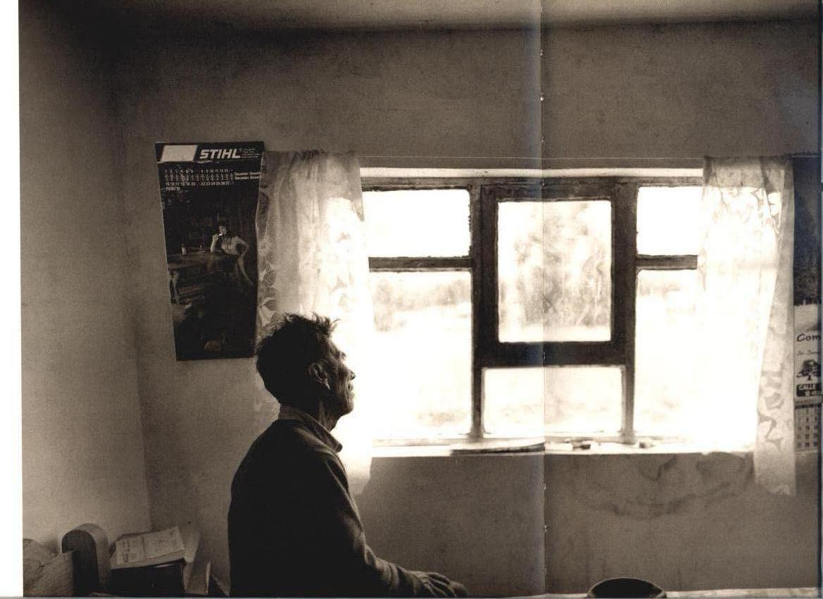 Polvo de polillas: Ventanas al vacío