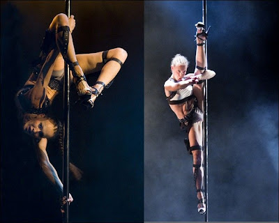 Art of Pole Dancing